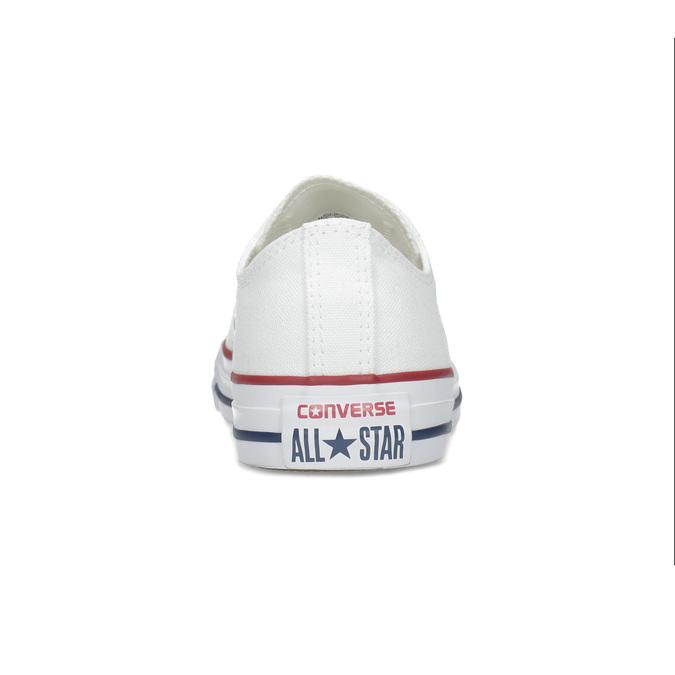 Ladies' tennis shoes converse, white , 589-1279 - 15