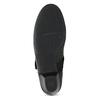 Leather Mary Jane Flats gabor, black , 514-6118 - 18